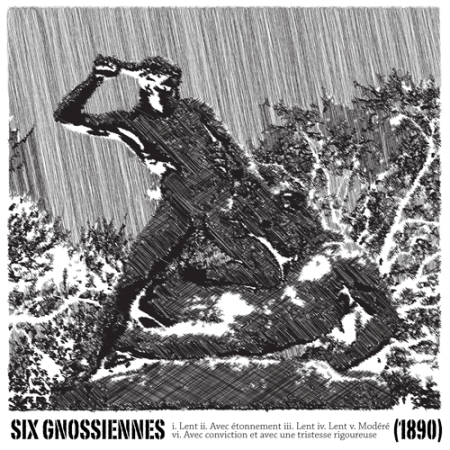 Six Gnossiennes Cover