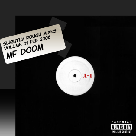 MF DOOM Cover