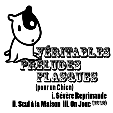 Véritables Préludes flasques Cover